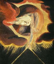 Sp Coll RX132 Frontispiece to William Blake's Europe
