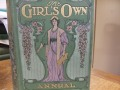 "Issue of the ""Girl's Own Annual"" Christmas 1908"