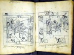 Tlaxcala codex. Folios 258v-259r. (MS Hunter 242 (U.3.15))