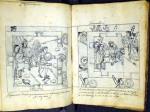 Tlaxcala codex. Folios 258v-259r. (MS Hunter 242 (U.3.15))