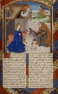 Scene of the Nativity