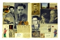 Pages from an Edwin Morgan scrapbook (MS Morgan 917/11)