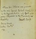 Inscription from Hunterian Bo.3.5