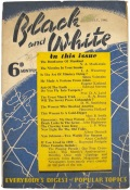 Cover of Black and White