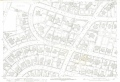 Image of map of Pollokshields area showing Albert and Maxwell Drive in Pollockshields