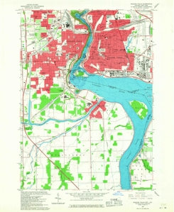 United States historical maps now available online – University of ...