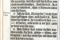 Ruth 3:15 from a 'He' Bible (Sp Coll Euing Dr-a.3)