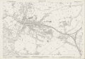 Ordnance Survey 25 inch Series sheet of Lanark 1911