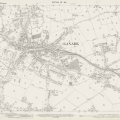 Ordnance Survey 25 inch Series sheet of Lanark 1911