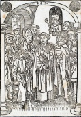 Woodcut from title-page of BC32-g.13