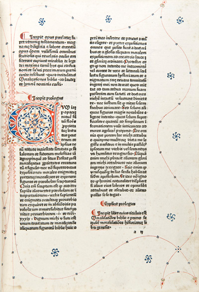 Decorated page from BD7-c.2
