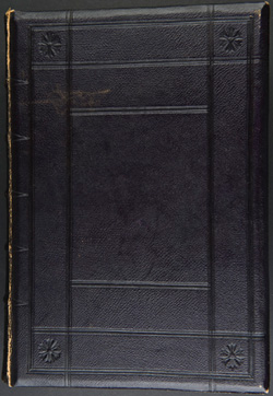 19th century binding by Carss & Co., Glasgow