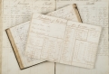 Above from left to right: Births, Marriages and