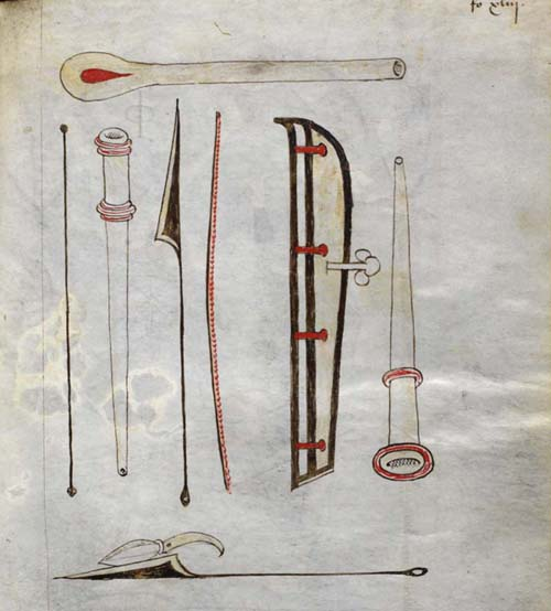 Surgical instruments