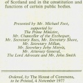 The Scotland Bill
