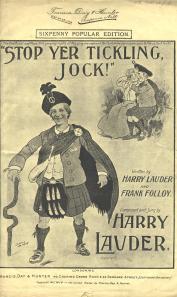 Stop yer tickling Jock.STA JLC 46/17
