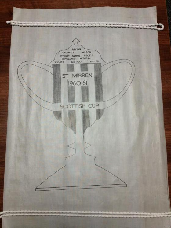 Sketch of Scottish Cup