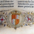 Aragonese Royal Library coat of arms