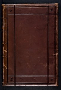 Binding of Thomas a Kempis by J. Carss & Co. on 20 Oct 1869 for £0.10.6 (Sp Coll BD15-a.26)