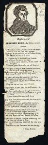 Election ballad for John Dennistoun, Glasgow, 1837 (Eph P/212)