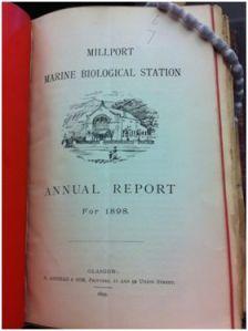 Annual report 1898