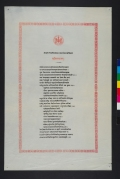 Congratulatory Address from the University of Calcutta, 1901