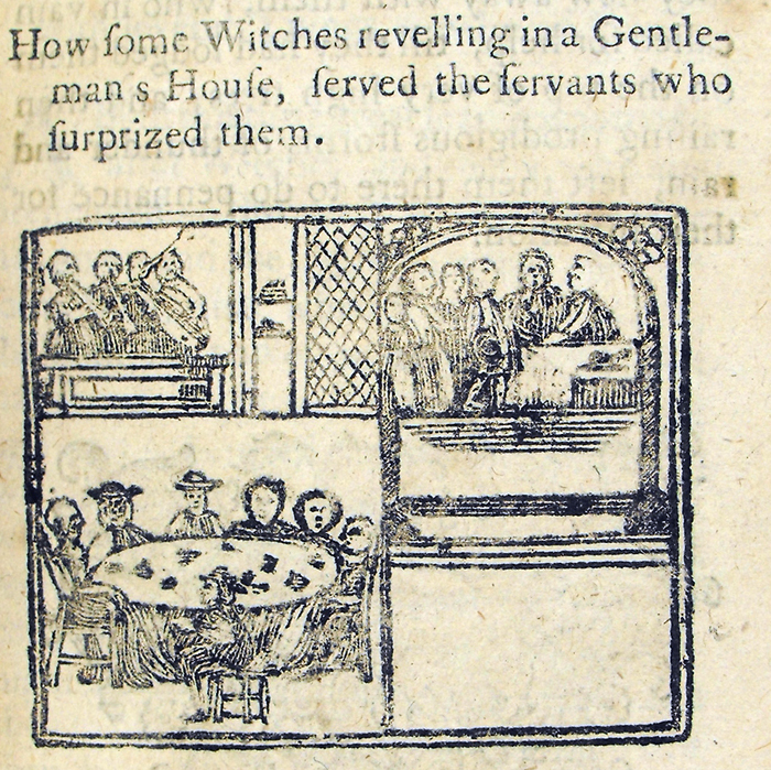 The Lancashire Witches (Sp Coll Ferguson Af-g.20)