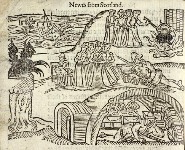 Newes from Scotland (Sp Coll Ferguson Al-a.36)