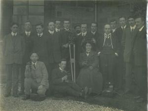 Astronomy Class 1910-11