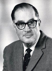 Professor A J Haddow (image ref UP1/565/1)