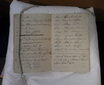 Robert Owen's diary, 1 June 1813