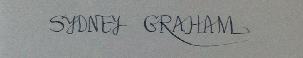 WS Graham