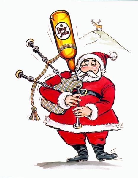 Bildergebnis für santa claus whisky
