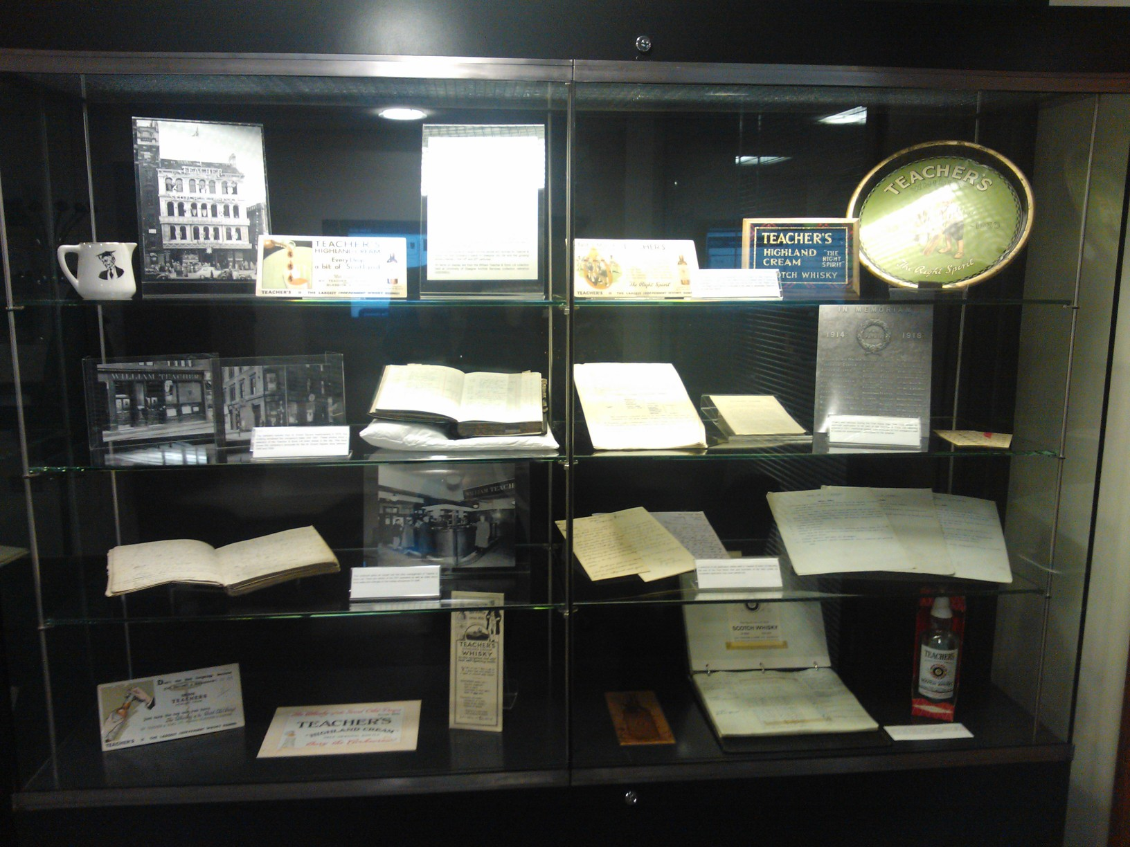 Exhibition Displays Glasgow : Glasgow s 'right spirit teacher sons ltd exhibition