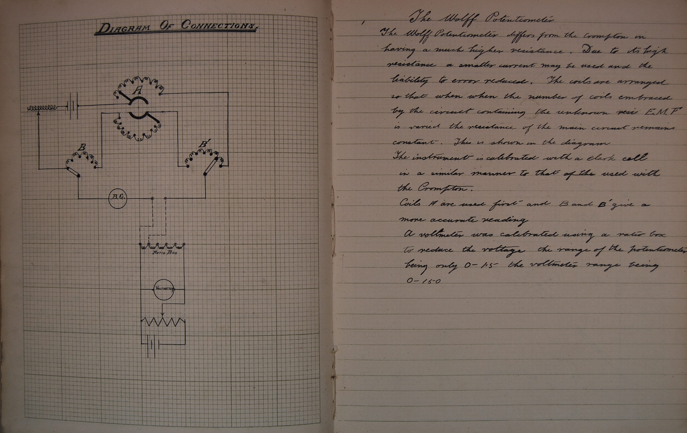John Logie Baird S Lecture Notes University Of Glasgow Library Blog