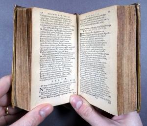 Delitiae Poetarum Scotorum (Sp Coll Mu48-f.31-32)