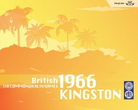 Commonwealth Games Federation (CGF) 1966 wallpaper