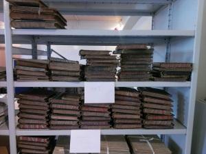 Thomson voyage account books