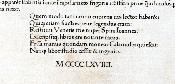 Colophon