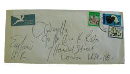 Cinderella envelope