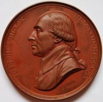 Kate Thomson's Joseph Black Medal for Geology