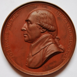 Kate Thomson's Joseph Black Medal for Geology