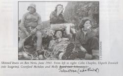 GUMC, Ben Nevis, 1941 (Scott Johnston)