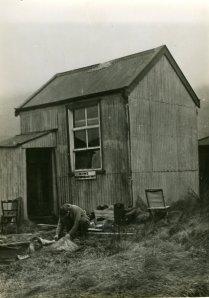 Work on Clashgour hut