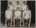 GU Sqaush team, 1957-8 (DC071/5/10/1)