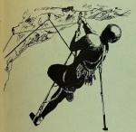 GU Mountaineering Club journal 1971 (UGC190/1/3)