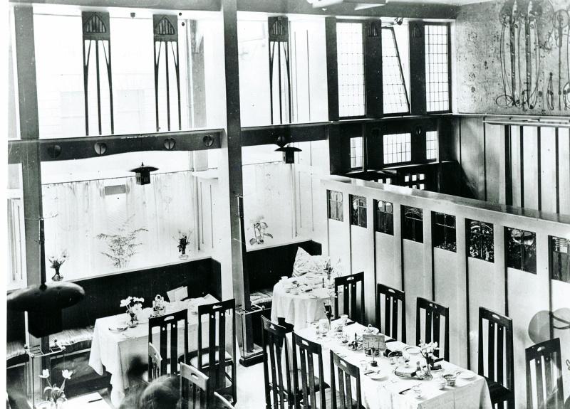 New Perspectives On Mackintosh The Architect University