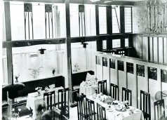 White Dining Room, Ingram Street, c. 1950