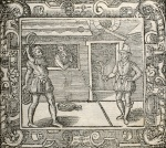 'A waste of time. To a little ball' in Sambucus, Emblemata, 1564 (Special Collections SM 947)