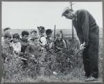 Rikki Fulton golfing  (Scottish Theatre Archive WAT 24/26)